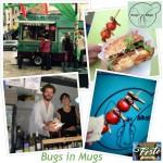 Food truck Bugs in mugs