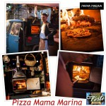 Food truck pizza marna marina