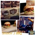 Food truck smokin' J BBQ