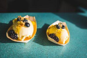 Fruges Frozen Yoghurt Foodtruck