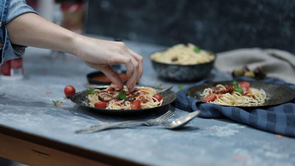 Pasta foodtruck