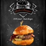 D'elice burger