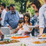 Feest organiseren kan enkel met professionele cateraar (of foodtrucker)